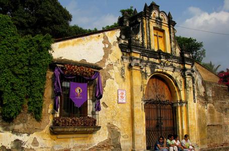 Procesiones de semana santa 2010 Antigua Guatemala 5